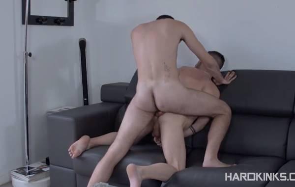 sexo gay brutal